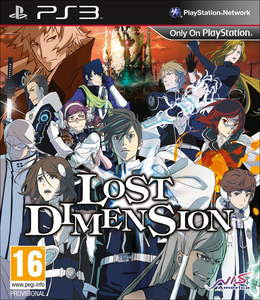 Videogioco Lost Dimension PlayStation3