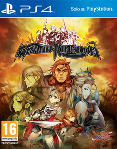Videogioco Grand Kingdom Day One Edition PlayStation4