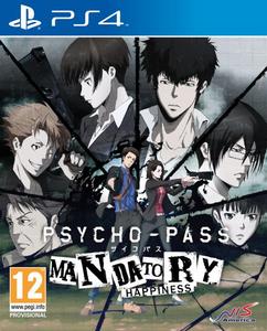 Videogioco Psycho-Pass: Mandatory Happiness - PS4 PlayStation4