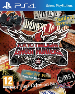Videogioco Tokyo Twilight Ghost Hunters: Daybreak Special Gigs World Tour PlayStation4
