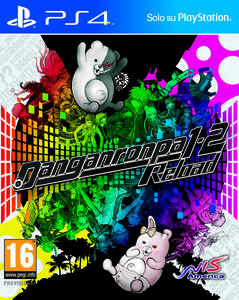 Danganronpa 1-2 Reload - PS4 - 2