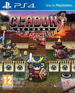 Cladun Returns: This Is Sengoku - PS4