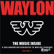 Music Inside - CD Audio di Waylon Jennings