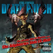 Vol. 2-Wrong Side Of Heaven & The Righteous Side O - CD Audio di Five Finger Death Punch