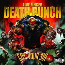 Got Your Six - CD Audio di Five Finger Death Punch
