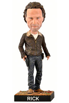 Walking Dead Rick Bobblehead
