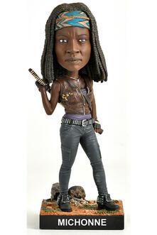 Walking Dead Michonne Bobblehead