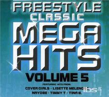 Freestyle Classic Mega 5 - CD Audio