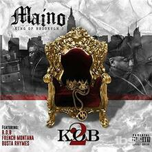 K.o.b. 2 - CD Audio di Maino