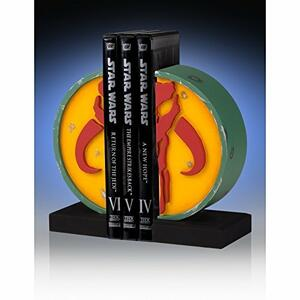 Star Wars: Mandalorian Bookends - 2