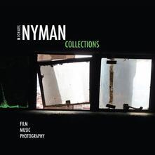 Collections (+ Libro) - CD Audio + DVD di Michael Nyman
