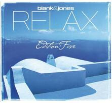 Relax vol.5 - CD Audio di Blank & Jones