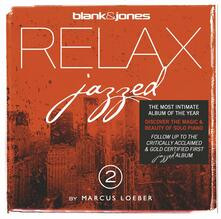 Relax Jazzed vol.2 - CD Audio di Blank & Jones
