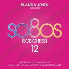 So80s vol.12 - CD Audio di Blank & Jones