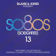 So80s vol.13 - CD Audio di Blank & Jones