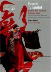 Film Giacomo Puccini. Turandot Chen Kaige