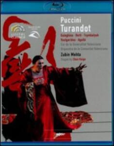 Giacomo Puccini. Turandot di Chen Kaige - Blu-ray