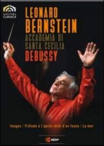 Leonard Bernstein. Debussy. Accademia di Santa Cecilia - DVD