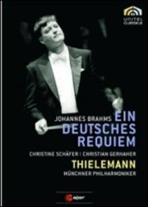 Johannes Brahms. Ein Deutsches Requiem - DVD