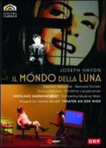 Franz Joseph Haydn. Il mondo della luna (2 DVD) - DVD