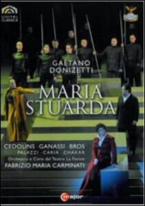 Gaetano Donizetti. Maria Stuarda - DVD