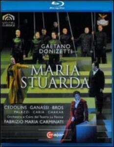 Gaetano Donizetti. Maria Stuarda - Blu-ray