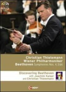 Christian Thielemann. Symphonies Nos. 4-6. Discovering Beethoven (3 DVD) - DVD