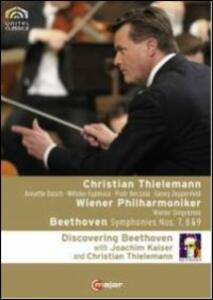 Christian Thielemann. Symphonies Nos. 7-9. Discovering Beethoven (3 DVD) - DVD