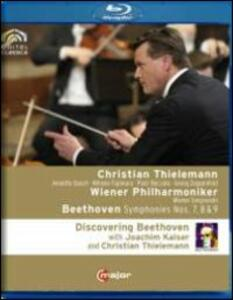 Christian Thielemann. Symphonies Nos. 7-9. Discovering Beethoven - Blu-ray