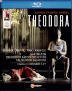 Georg Friedrich Händel. Theodora di Christof Loy - Blu-ray