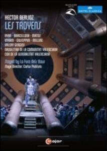 Hector Berlioz. Les Troyens. I troiani (2 DVD) - DVD