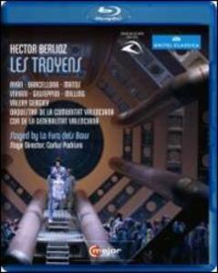 Hector Berlioz. Les Troyens. I troiani - Blu-ray