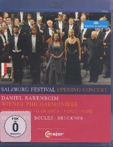 Salzburg Opening Concert 2010 - Blu-ray