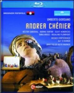 Umberto Giordano. Andrea Chenier - Blu-ray