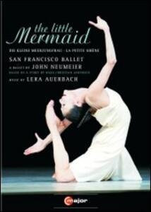 Lera Auerbach. The Little Mermaid (2 DVD) - DVD