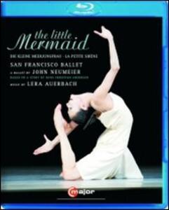 Lera Auerbach. The Little Mermaid - Blu-ray
