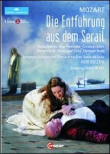 Wolfgang Amadeus Mozart. Il ratto del serraglio. Die Entführung aus dem Serail (2 DVD) di Christof Loy - DVD