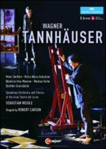 Richard Wagner. Tannhauser (2 DVD) di Robert Carsen - DVD