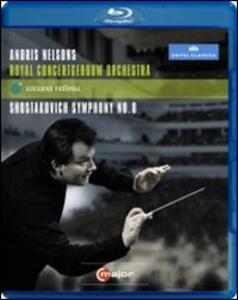 Dmitri Shostakovich. Symphony No. 8 - Blu-ray