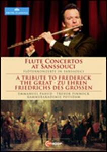 Emmanuel Pahud´s tribute to Frederick the Great - DVD