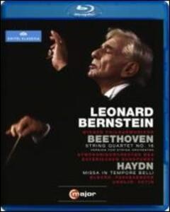 Leonard Bernstein conducts Beethoven & Haydn - Blu-ray