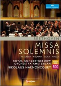 Ludwig van Beethoven. Missa Solemnis in D major, Op. 123 - DVD