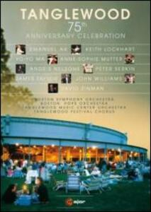 Tanglewood 75th Anniversary Celebration - DVD