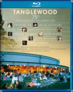 Tanglewood 75th Anniversary Celebration - Blu-ray