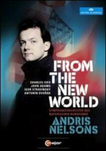 Andris Nelsons. From the New World - DVD