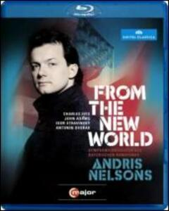 Andris Nelsons. From the New World - Blu-ray