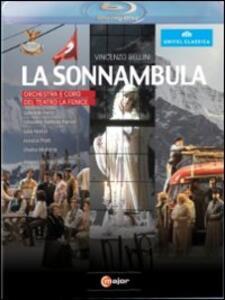 Vincenzo Bellini. La sonnambula di Bepi Morassi - Blu-ray