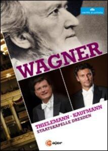 Richard Wagner. Thielemann. Kaufmann - DVD