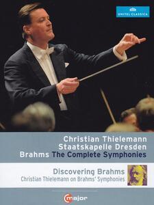 Brahms. The Complete Symphonies (2 Blu-ray)
