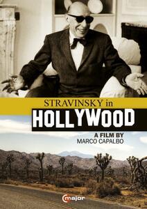 Stravinsky in Hollywood di Marco Capalbo - DVD